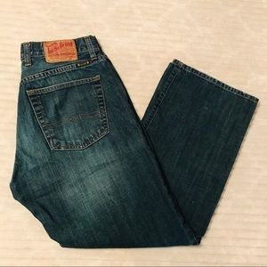 Lucky Brand Jeans 161 Relaxed Straight Jeans 32x30